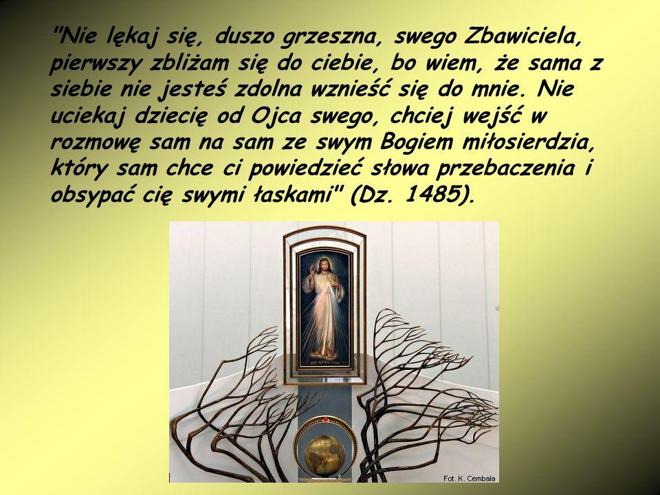 JEZU, UFAM TOBIE Jezu, ufam Tobie Szyfr otwierający serce Boga na oścież. Ty jesteś Panie jedynym godnym zaufania i nie ma żadnego imienia, któremu mo