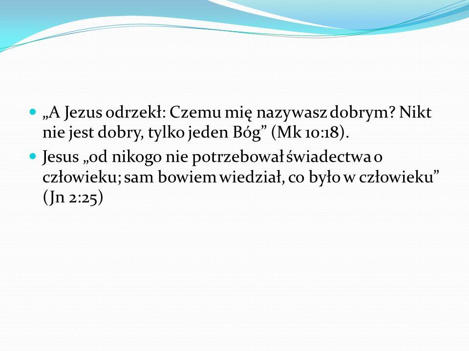8.4 Człowieczeństwo Jezusa