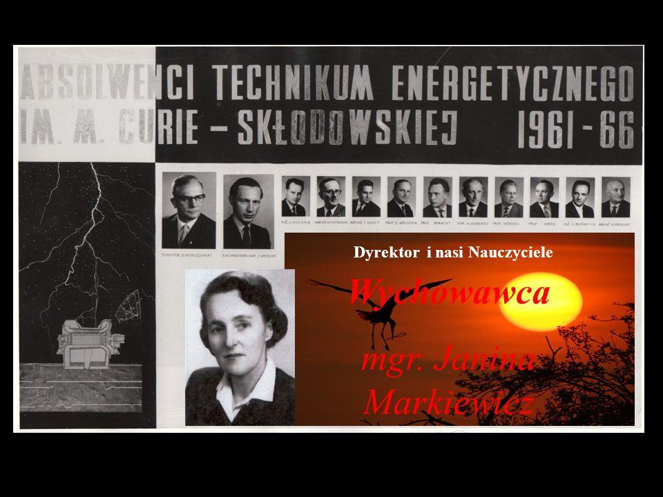 Technikum Energetyczne Bytom Klasa Vb 1961-1966 Opracował: Günter Klein