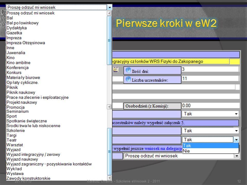 2011-01-1512Mateusz Cwalina - Szkolenie eWniosek 2 - 2011