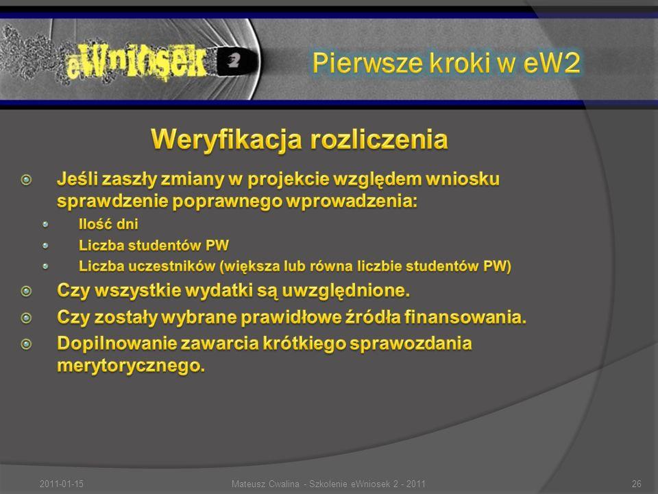 2011-01-1526Mateusz Cwalina - Szkolenie eWniosek 2 - 2011