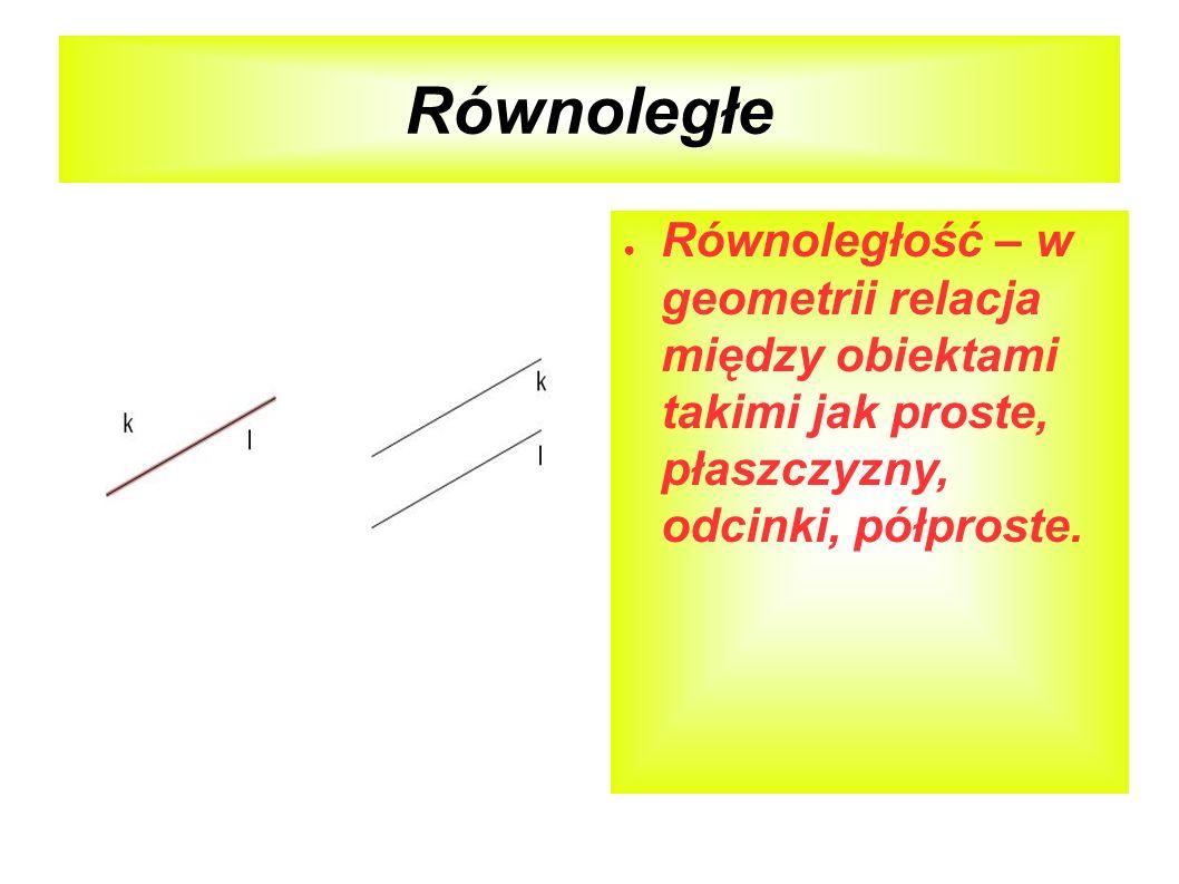 Przekątne Przekątna (dawniej: przekątnia) to odcinek łączący dowolne dwa wierzchołki wielokąta lub wielościanu, które nie leżą na jednym boku wielokąta (przekątna wielokąta) lub na jednej ścianie wielościanu (przekątna wielościanu).