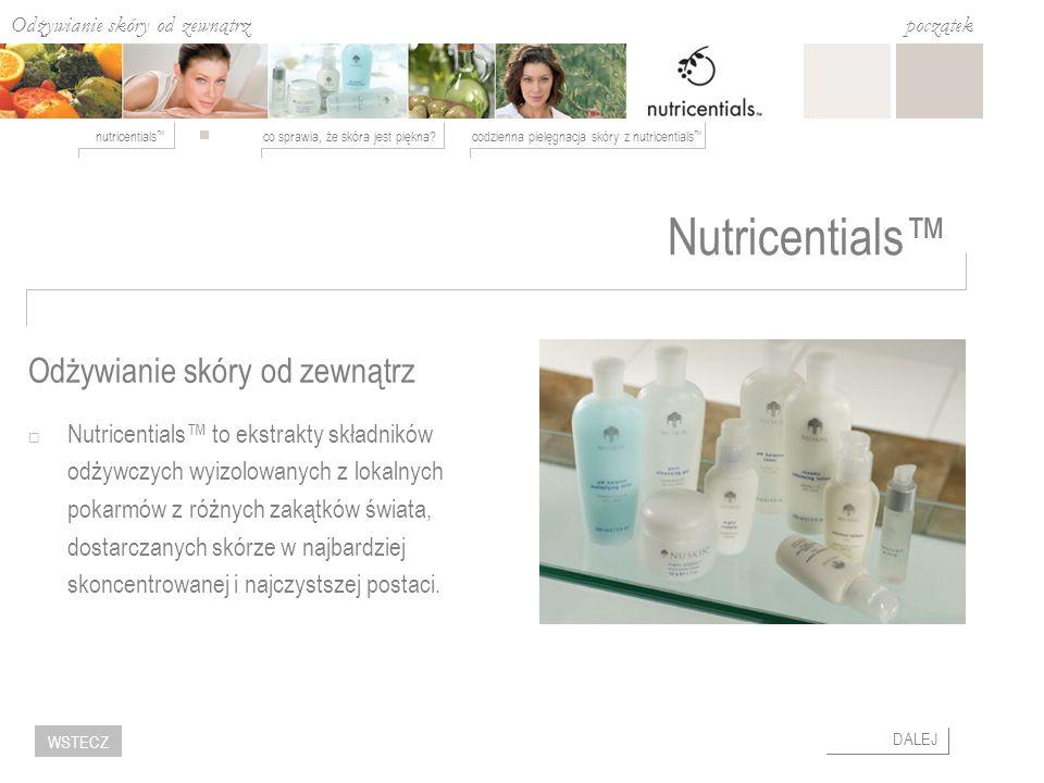 Odżywianie skóry od zewnątrz co sprawia, że skóra jest piękna?codzienna pielęgnacja skóry z nutricentials nutricentials początek DALEJ WSTECZ Składniki Nutricentials Karotenoid jest kluczowym składnikiem Nutricentials emulsji regenerująco- nawilżającej Moisture Restore Day Protective Lotion SPF 15.