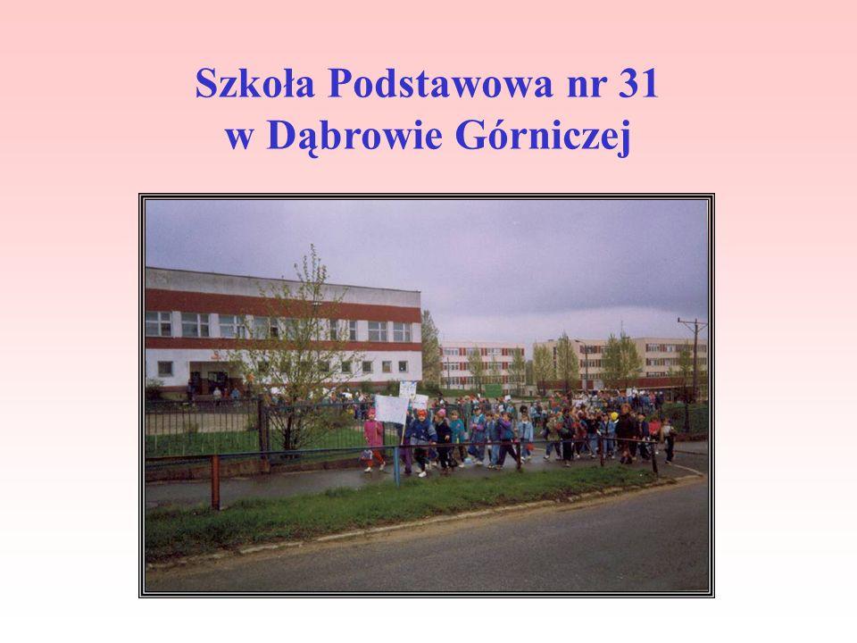 Szkoła Podstawowa nr 31 w Dąbrowie Górniczej