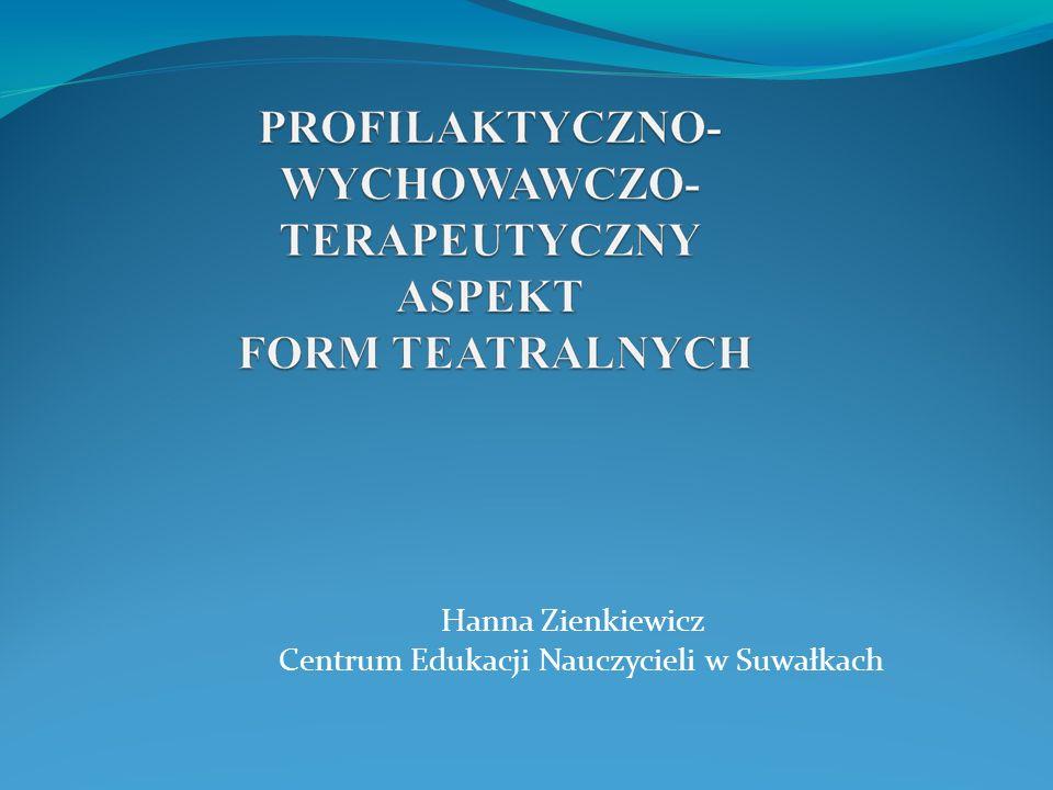 Hanna Zienkiewicz Centrum Edukacji Nauczycieli w Suwałkach
