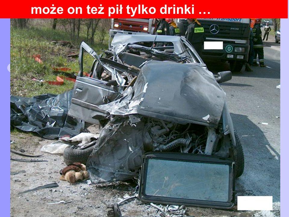 Nawet jeżeli nie czujemy smaku alkoholu w drinku, nie oznacza to, że jest go mniej lub jest mniej szkodliwy.