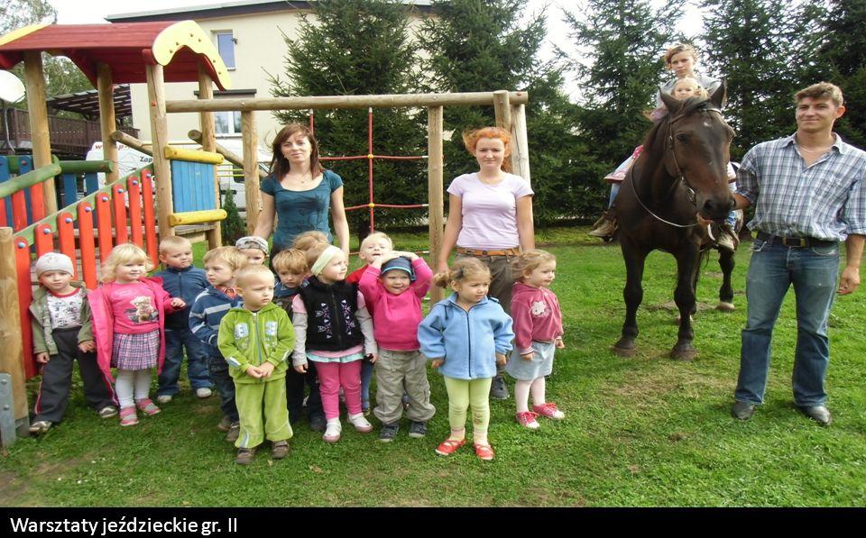 Warsztaty jeździeckie gr. II