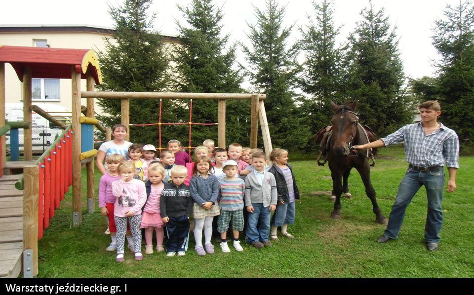 Warsztaty jeździeckie gr. I