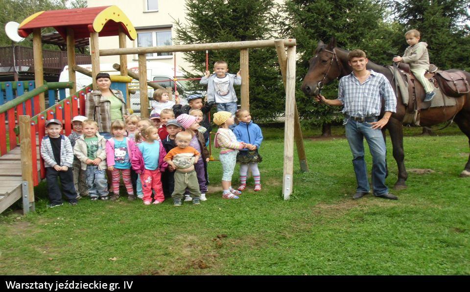 Warsztaty jeździeckie gr. IV