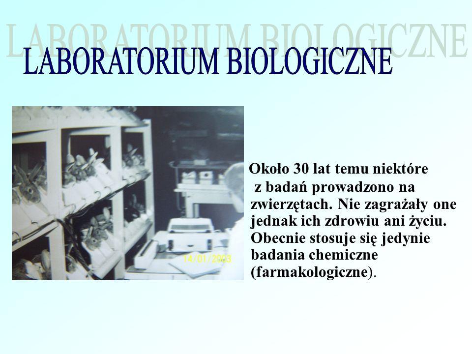 Od okresu wojennego metody wytwarzania leków poczyniły znaczne postępy.