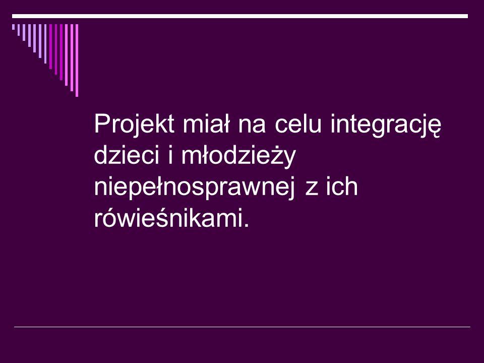 W projekcie Żwirek i Muchomorek – z przyjacielem łatwiej.