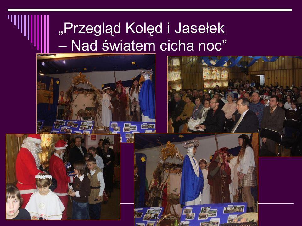 Przegląd Kolęd i Jasełek – Nad światem cicha noc
