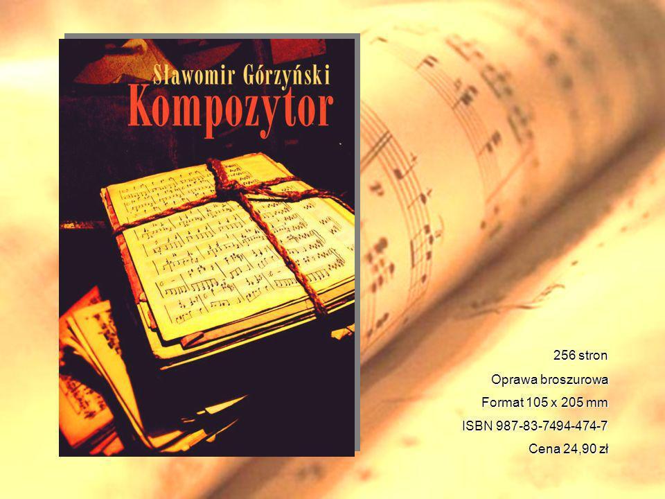 256 stron Oprawa broszurowa Format 105 x 205 mm ISBN 987-83-7494-474-7 Cena 24,90 zł Cena 24,90 zł