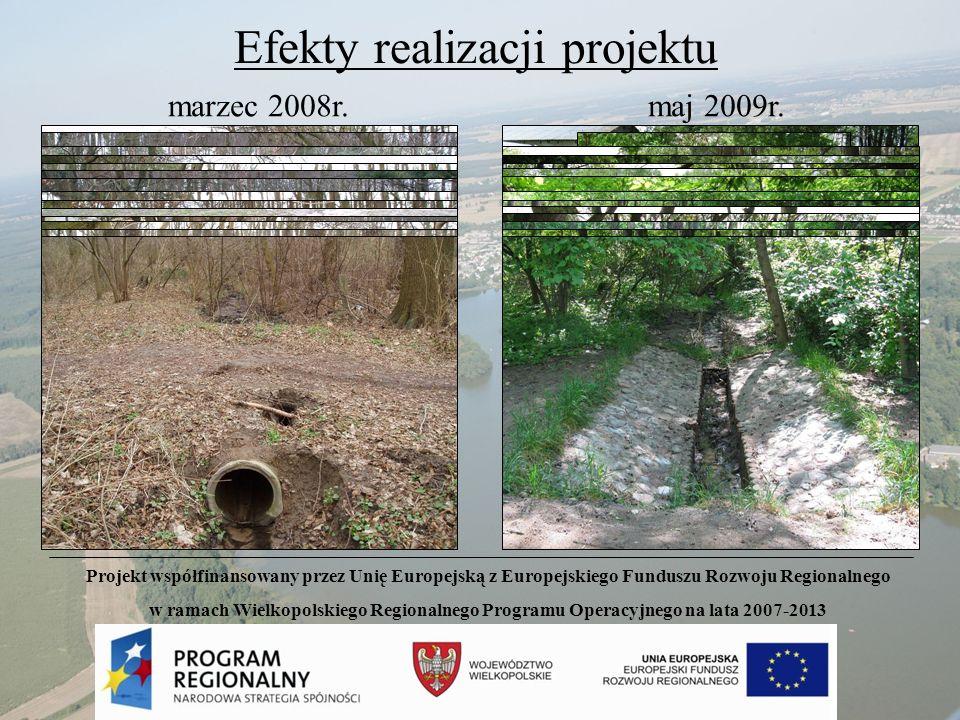 Efekty realizacji projektu Projekt współfinansowany przez Unię Europejską z Europejskiego Funduszu Rozwoju Regionalnego w ramach Wielkopolskiego Regio