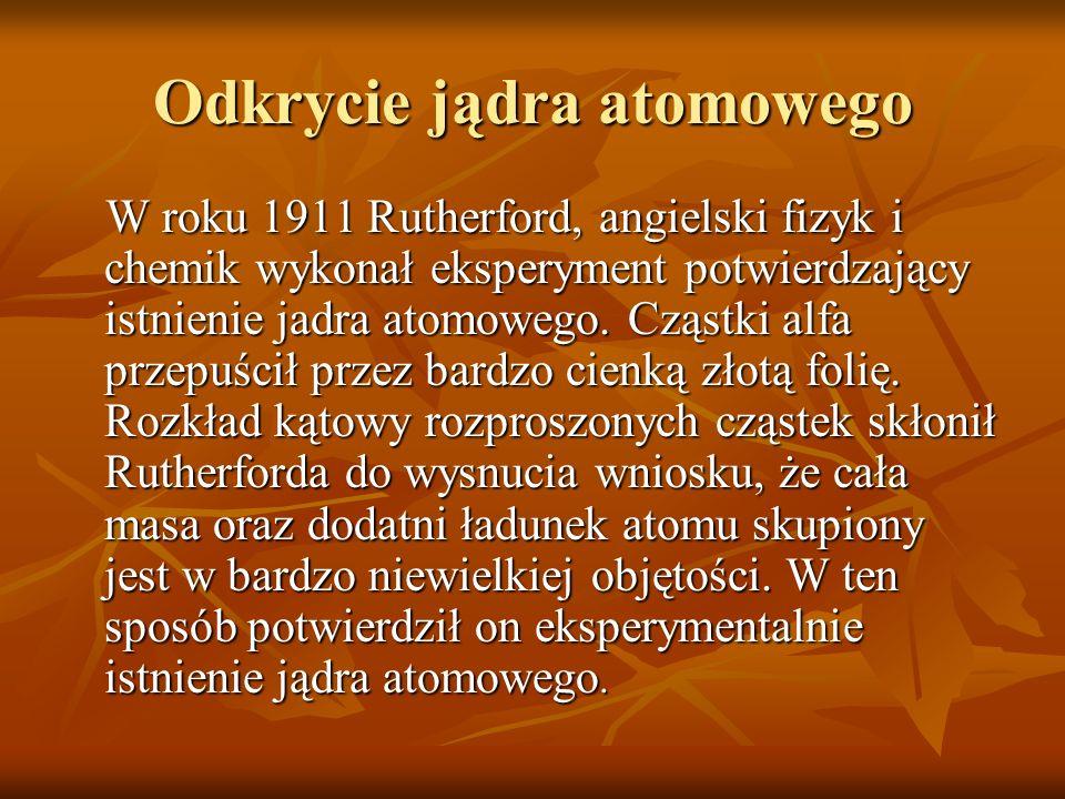 Zjawisko (efekt) fotoelektryczne W wyniku absorpcji kwantu przez atom ośrodka znika on, przekazując całą swą energię jednemu z elektronów powłoki leżącej w sąsiedztwie jądra.