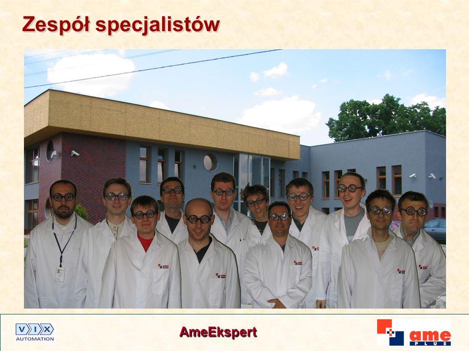 AmeEkspert Zespół specjalistów