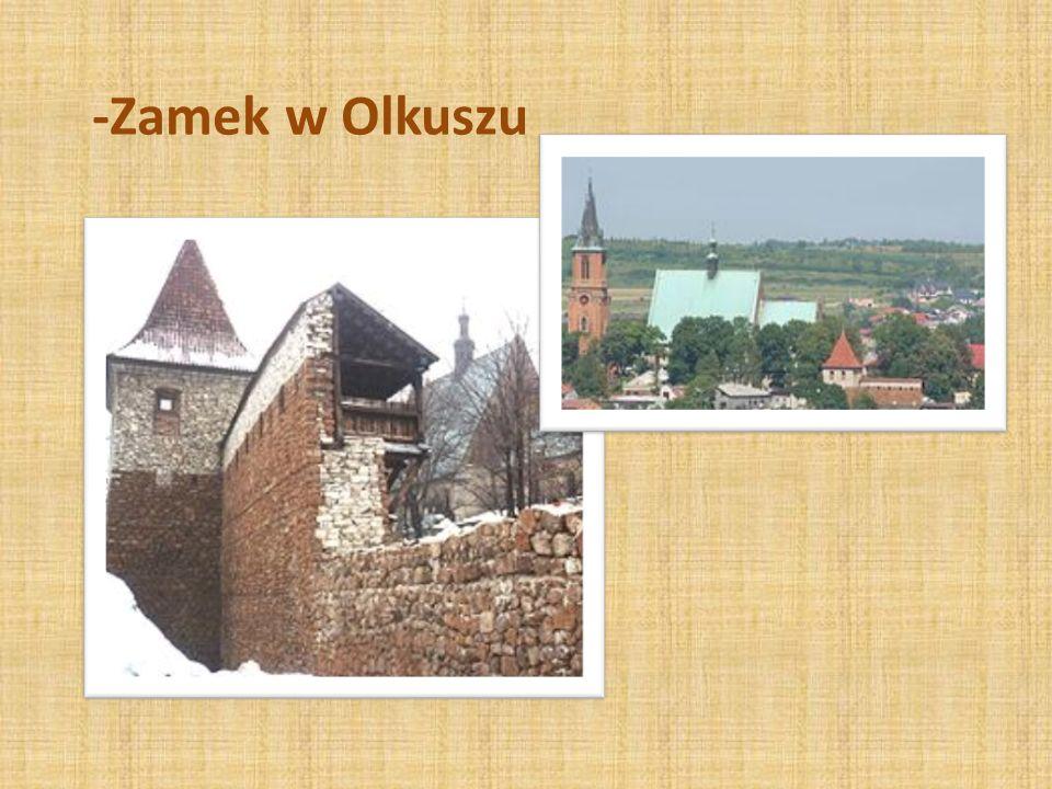- Zamek w Ojcowie Zamek w Ojcowie – położony na terenie Ojcowskiego Parku Narodowego, w centrum Ojcowa, był zamkiem warownym wzniesionym przez Kazimie