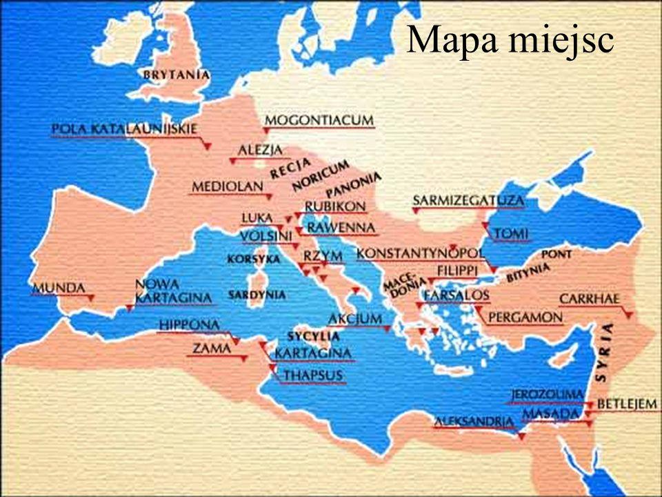 Imperium Juliusza Cezara po Pałacu Juliusza Cezara