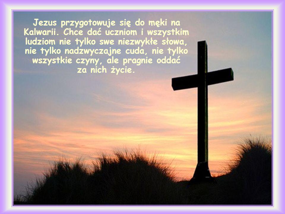 Czy zauważyłeś, że to zdanie ujawnia styl życia Chrystusa i sposób, w jaki On kocha.