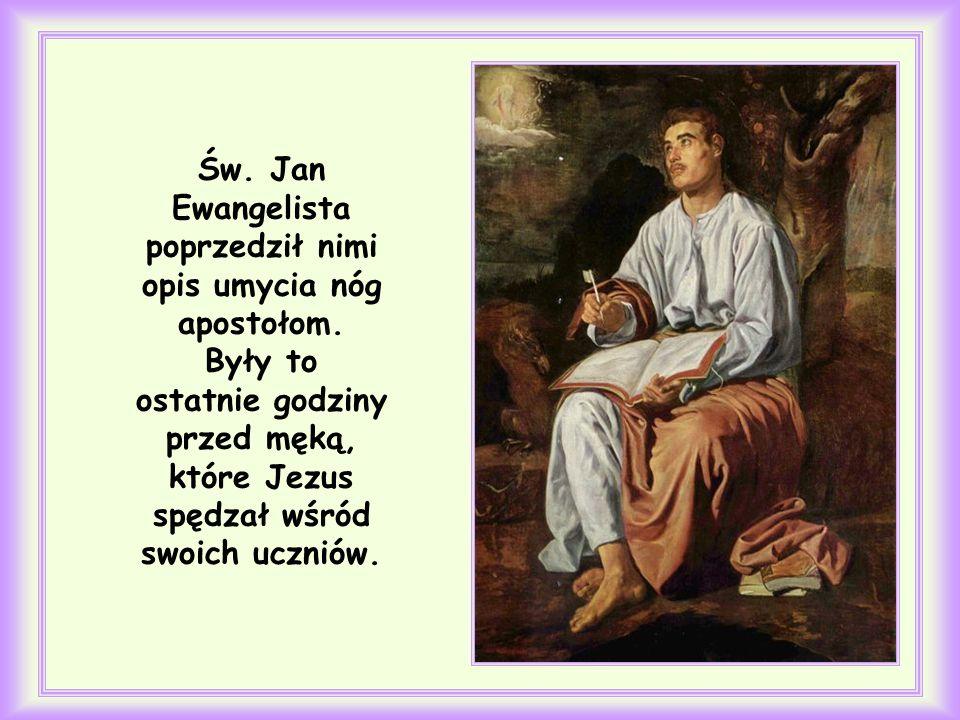 Czy wiesz, z którego miejsca Ewangelii pochodzą te słowa?