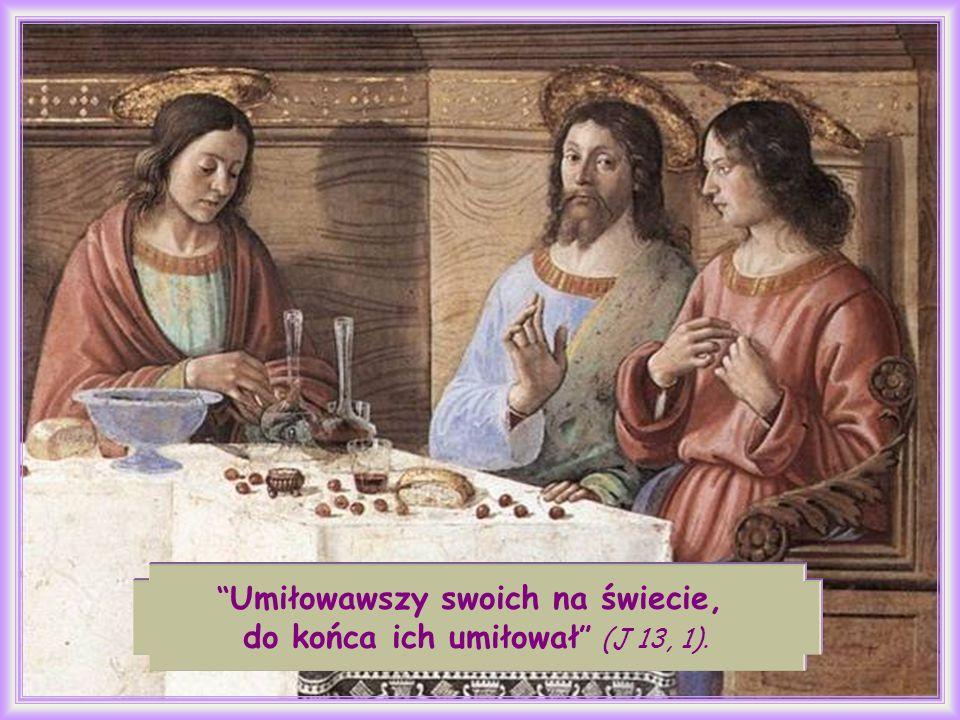 Uczniowie Jezusa mają pozostać w świecie, podczas gdy On już zostanie uwielbiony.