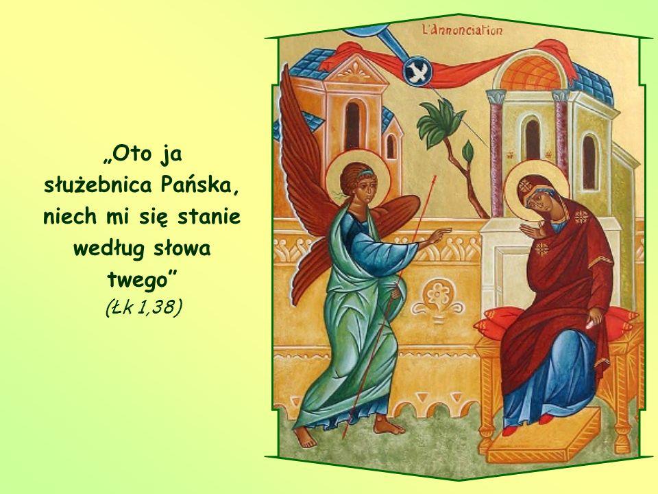 Aby jednak plan Boży spełnił się całkowicie, Bóg żąda mojej i twojej zgody, jak zażądał jej od Maryi.