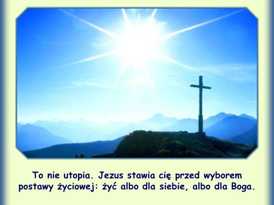 Warto pamiętać, że kiedy Jezus wypowiadał te słowa, troski bytowe Galilejczyków były niewiele mniejsze od naszych.