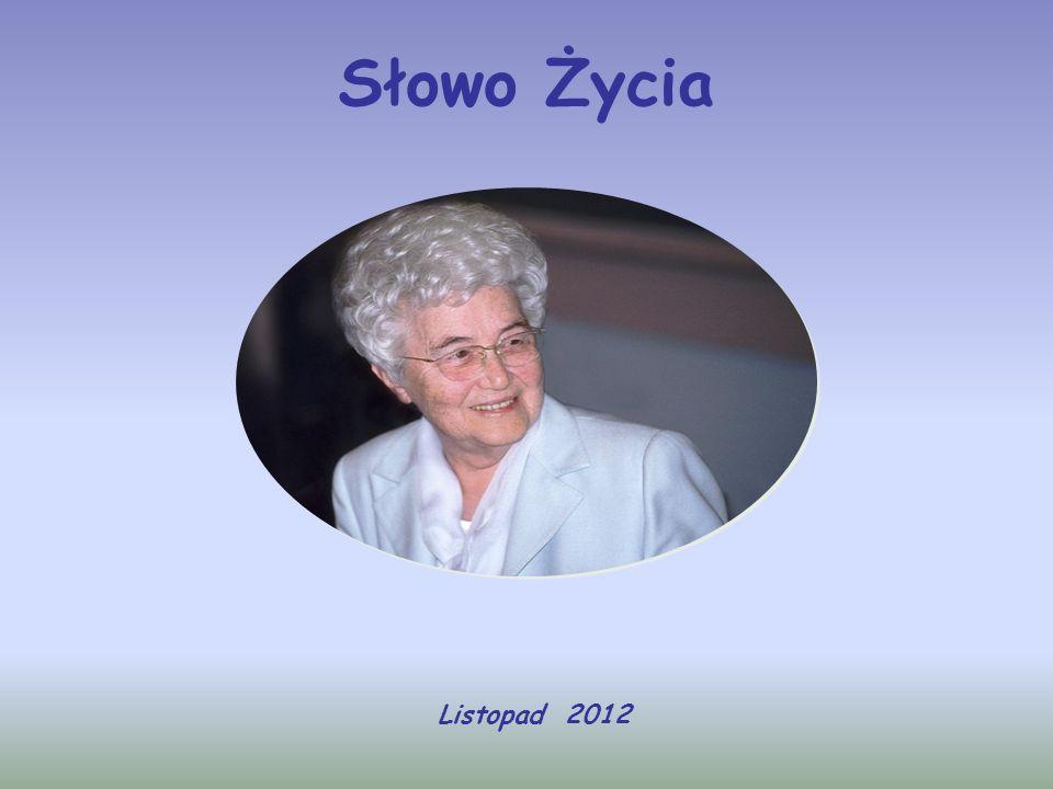 Słowo Życia Listopad 2012