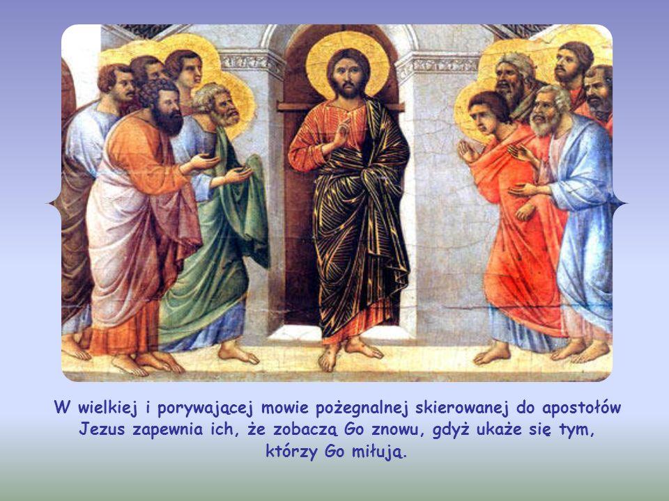 Dzięki miłości do Jezusa.