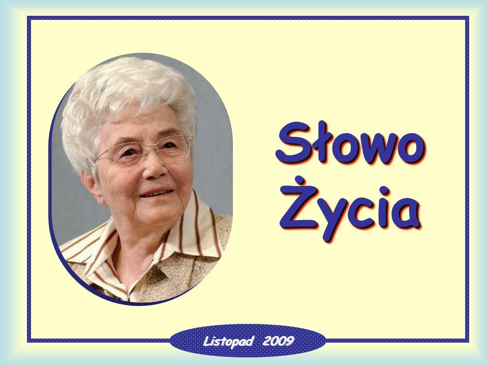 Słowo Życia Listopad 2009