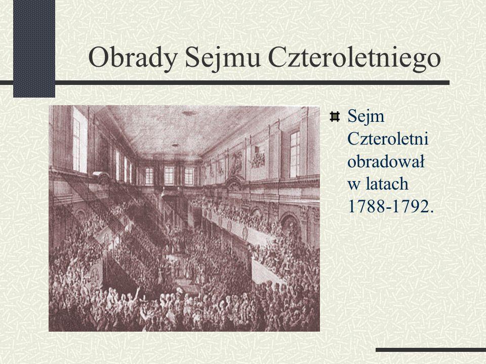 KONSTYTUCJA 3 MAJA ROK 1791 Agata Szyndler
