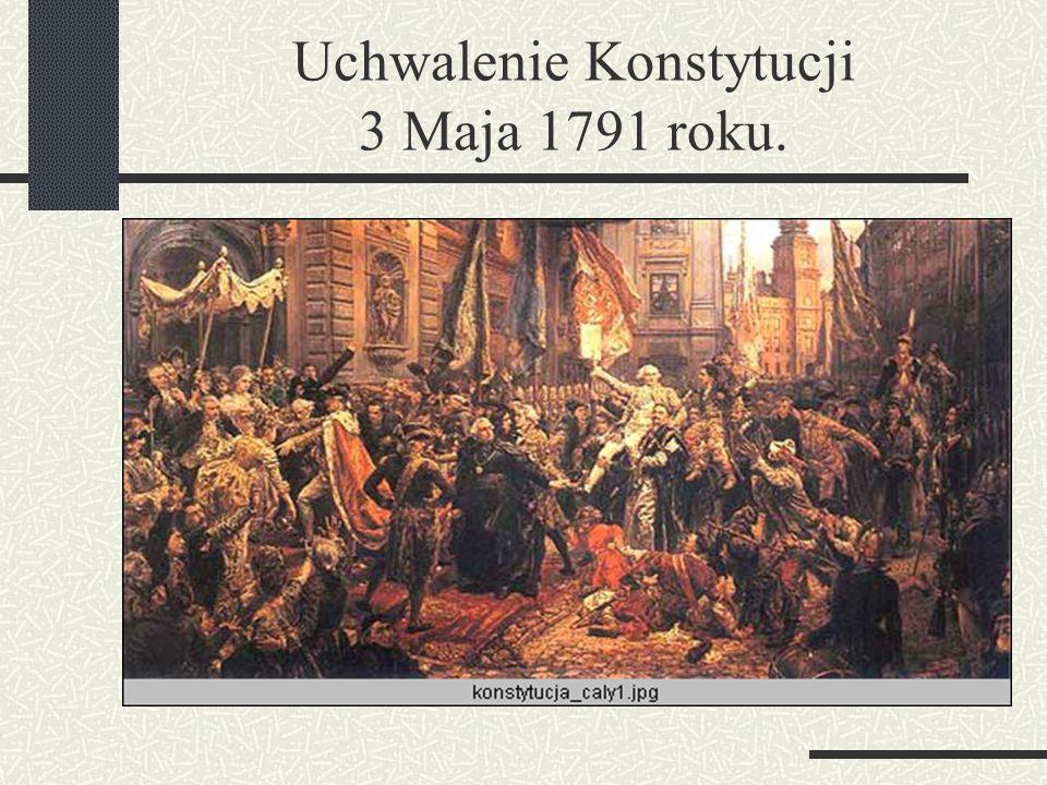 Hugo Kołłątaj (1750-1812) Pisarz, reformator i rektor Akademii Krakowskiej. Współtwórca reform, redaktor Ustawy Rządowej, członek- założyciel Zgromadz