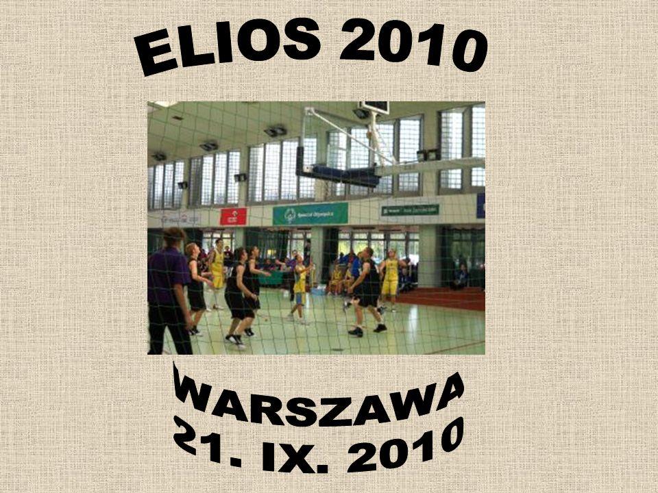 ELIOS 2010 21 września 2010 roku grupa uczniów wraz z nauczycielami z Zespołu Szkół przy ul.