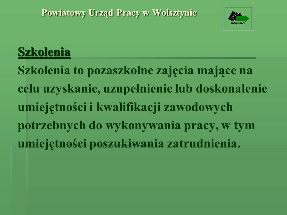 Powiatowy Urząd Pracy w Wolsztynie ul.