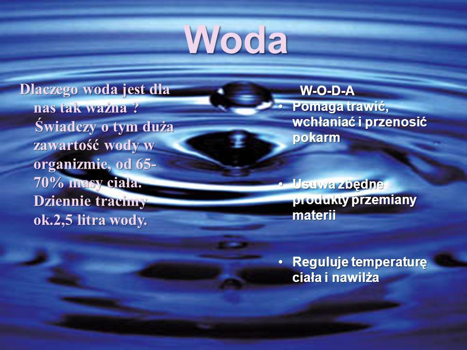 Ile wody powinniśmy pić. Musisz pilnować aby na bieżąco nawadniać swój organizm.