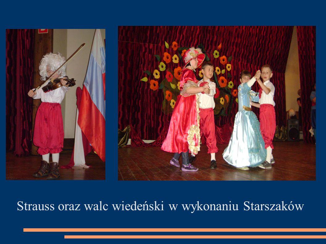 Strauss oraz walc wiedeński w wykonaniu Starszaków