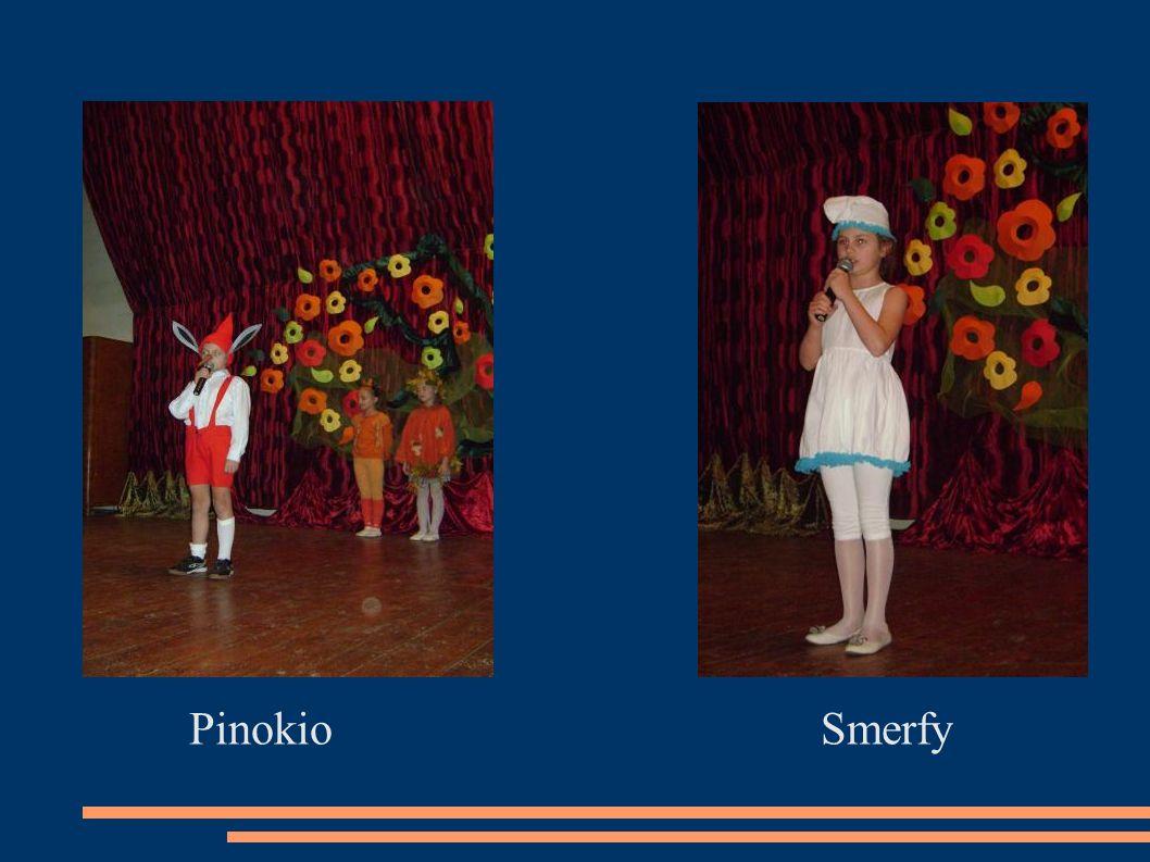 PinokioSmerfy