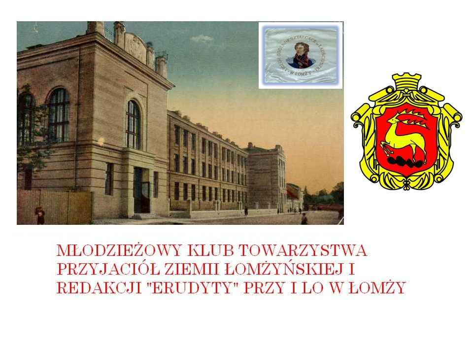 Młodzieżowe Koło Towarzystwa Przyjaciół Ziemi Łomżyńskiej to działający od wielu lat w naszej szkole zespół młodych ludzi.