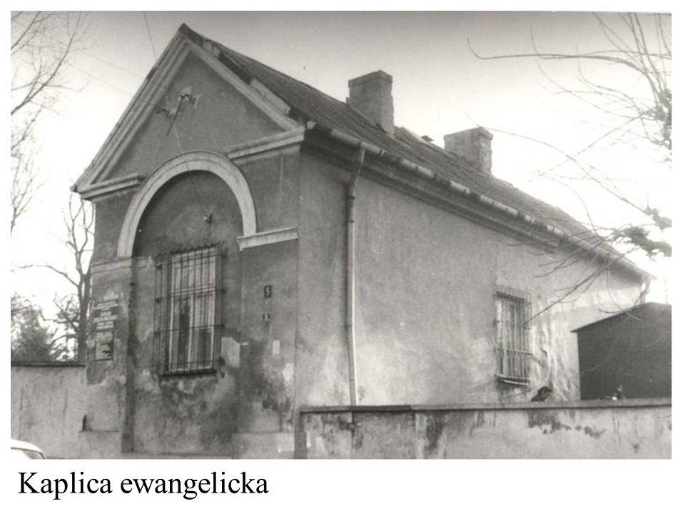Kaplica ewangelicka