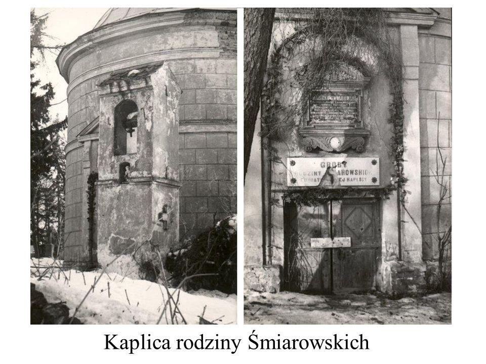 Kaplica rodziny Śmiarowskich