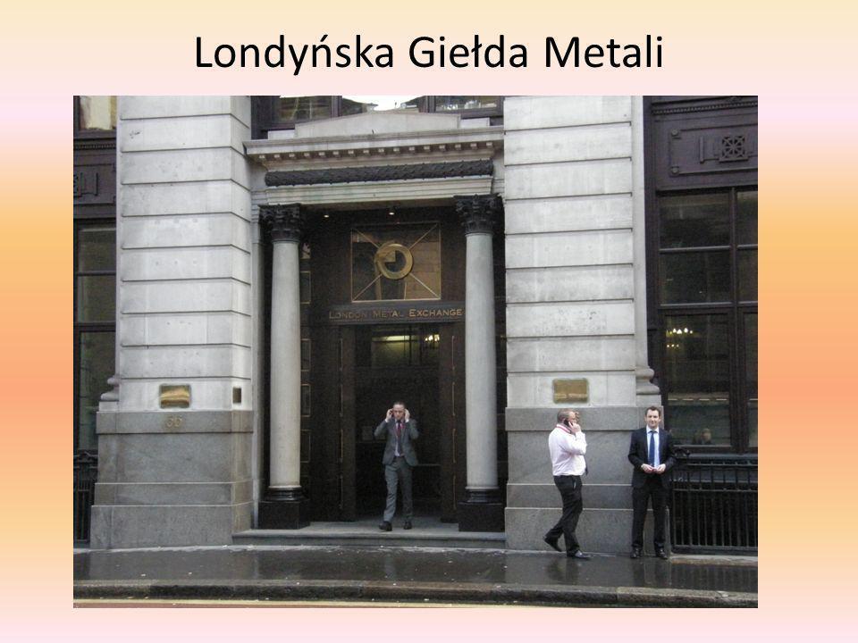 Londyńska Giełda Metali