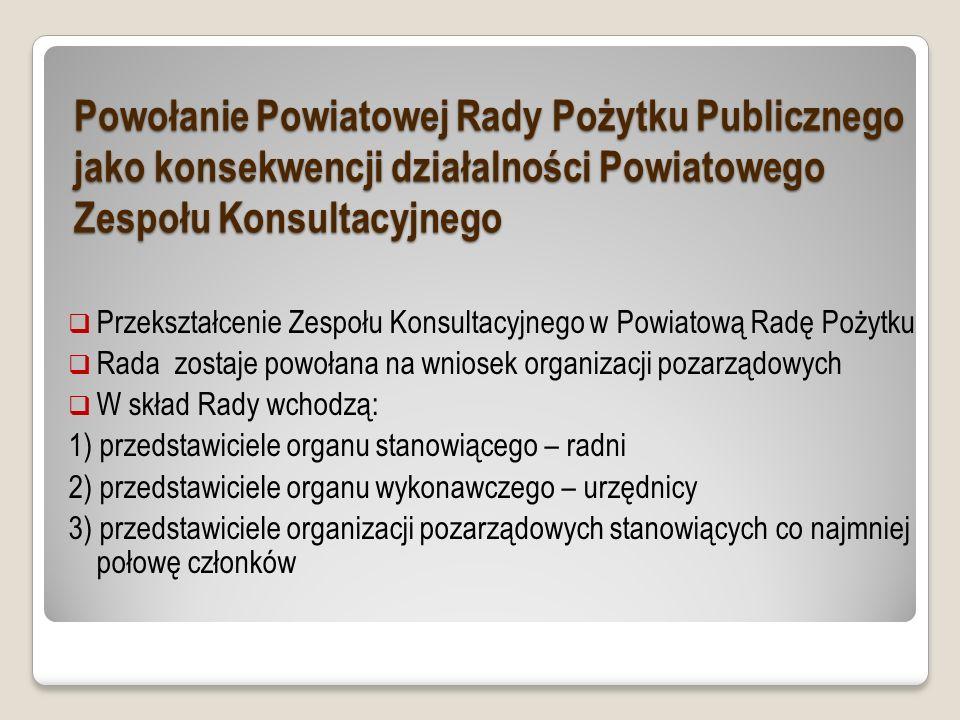 Gminne Rady Działalności Pożytku Publicznego Nie istnieją, mogą być tworzone w każdej z 9 gmin i mieście Działają tak jak Powiatowa Rada Działalności Pożytku Publicznego Współpracują ze sobą oraz Radą Powiatową, Radą Mazowiecką Są obsługiwane przez Urzędy Gmin