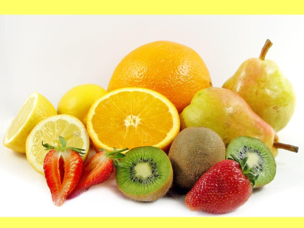 DRUGI kaktus z ż oł ą dka Zbyt mało warzyw i owoców w codziennym jadłospisie Zalecenie Spo ż ywaj codziennie produkty zbo ż owe oraz warzywa i owoce.