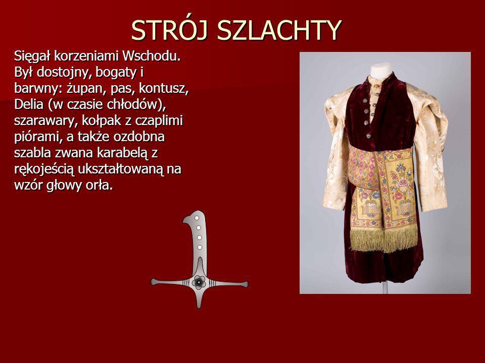 MYŚL POLITYCZNA Polska jest oazą złotej wolności szlacheckiej.