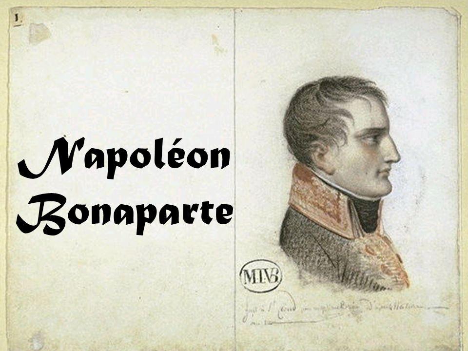 Pierwotnie był to Napoleone de Buonaparte.