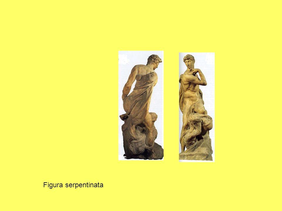 Figura serpentinata
