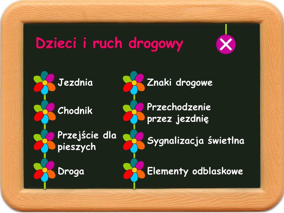 ELEMENTY ODBLASKOWE