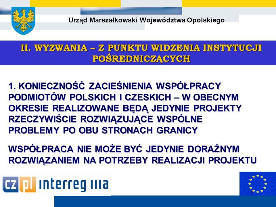 Urząd Marszałkowski Województwa Opolskiego 7 2.