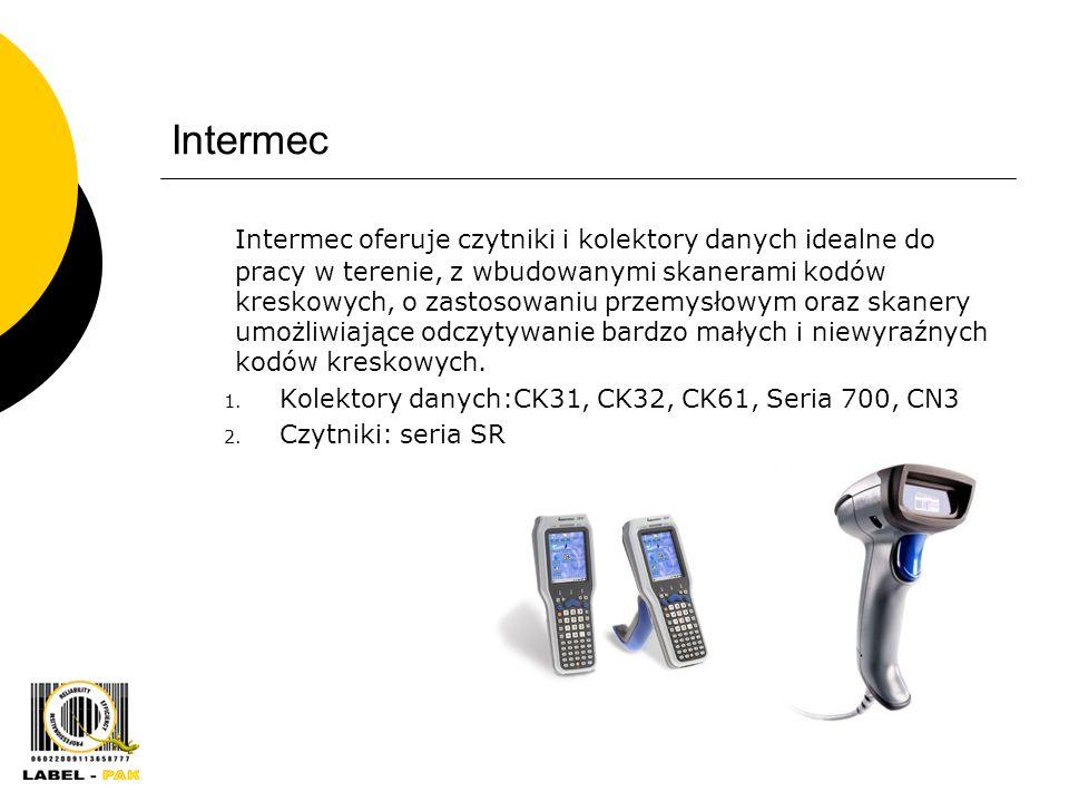 Symbol/Motorola Kolektory danych przeznaczone w szczególności do pracy w trudnych warunkach, odporne na działanie czynników atmosferycznych.