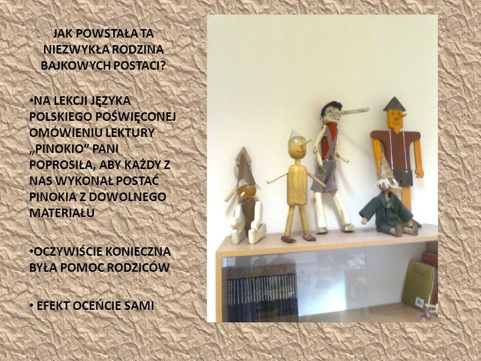 Pinokio Kingi NIEZWYKŁY PINOKIO, KTÓRY MA RUCHOME WSZYSTKIE CZĘŚCI CIAŁA